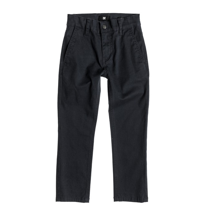 0 Boy's 8-16 5PKT Spinster Pants  50465002 DC Shoes
