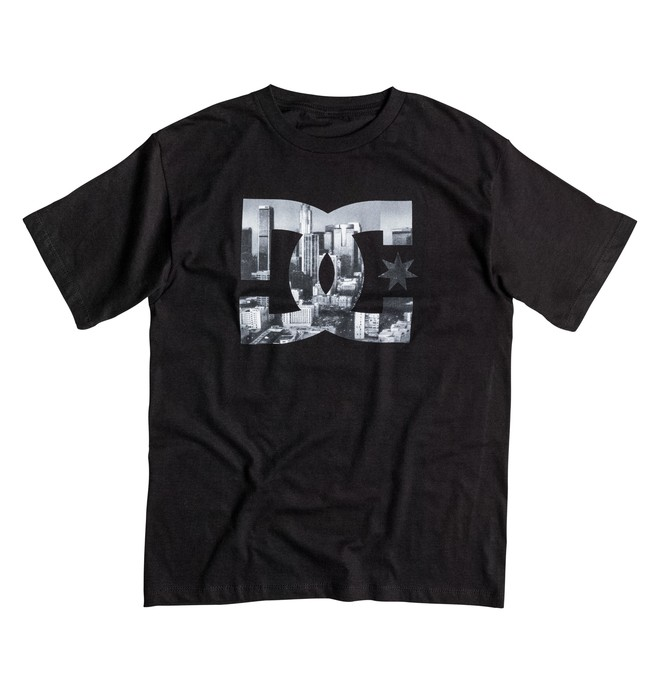0 OPTICS TEE  50554602 DC Shoes