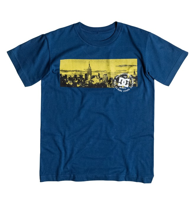 0 Boys Heights Tee  50564512 DC Shoes