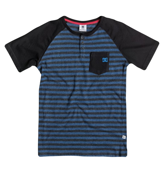 0 Kid's 2-7 Exit Raglan Tee  50654814 DC Shoes