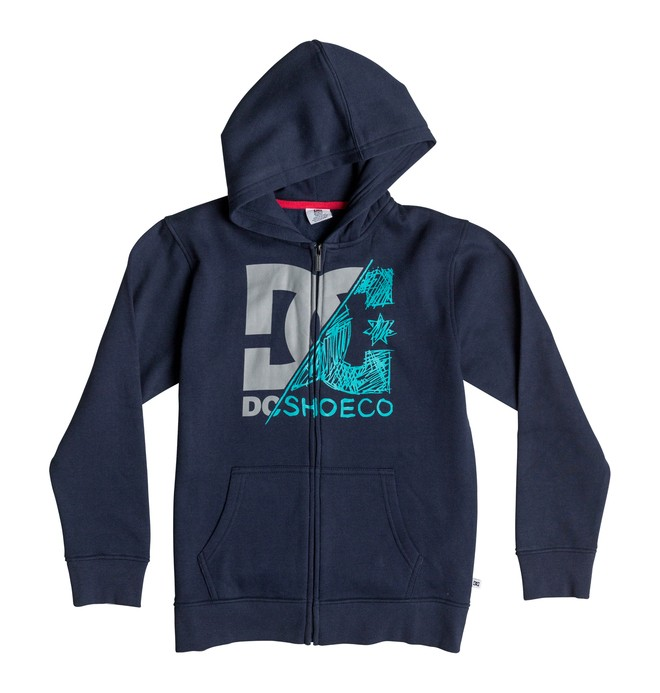 0 Kid's 2-7 Slash Hoodie  50654854 DC Shoes