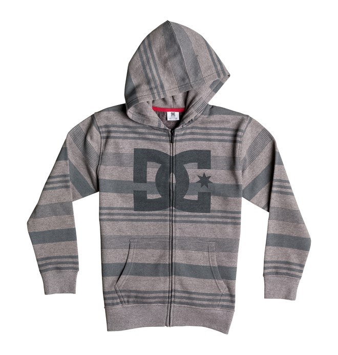 0 Kid's 2-7 Allday Hoodie  50654855 DC Shoes