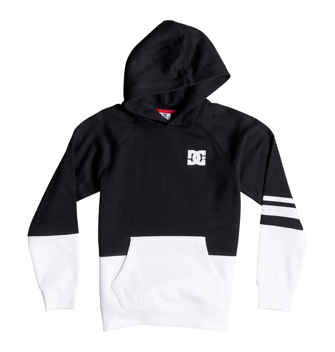 0 Kid's 2-7 Blocker Hoodie  50654875 DC Shoes