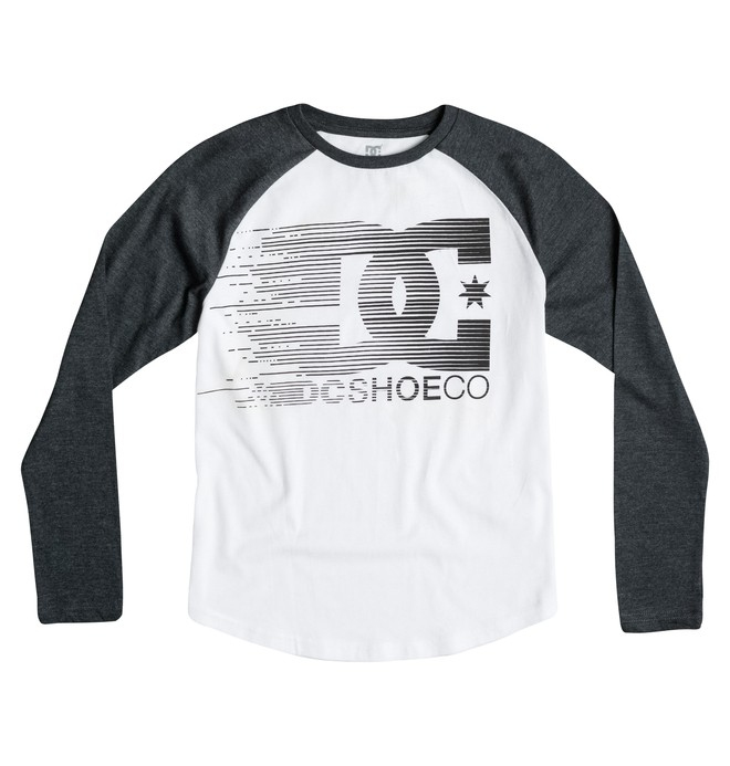 0 Kid's 2-7 Against the Grain Tee  50654929 DC Shoes
