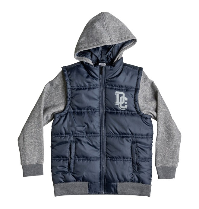 0 Kid's 2-7 Core Jacket  50656803 DC Shoes