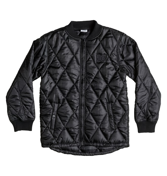0 Kid's 2-7 Bombing Jacket  50656804 DC Shoes