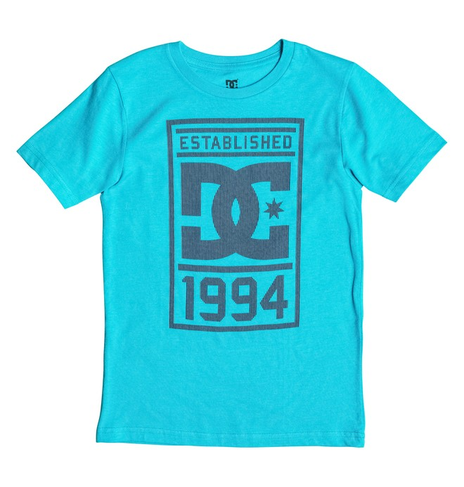 0 Youth 8-16 Triway Tee  50664002 DC Shoes
