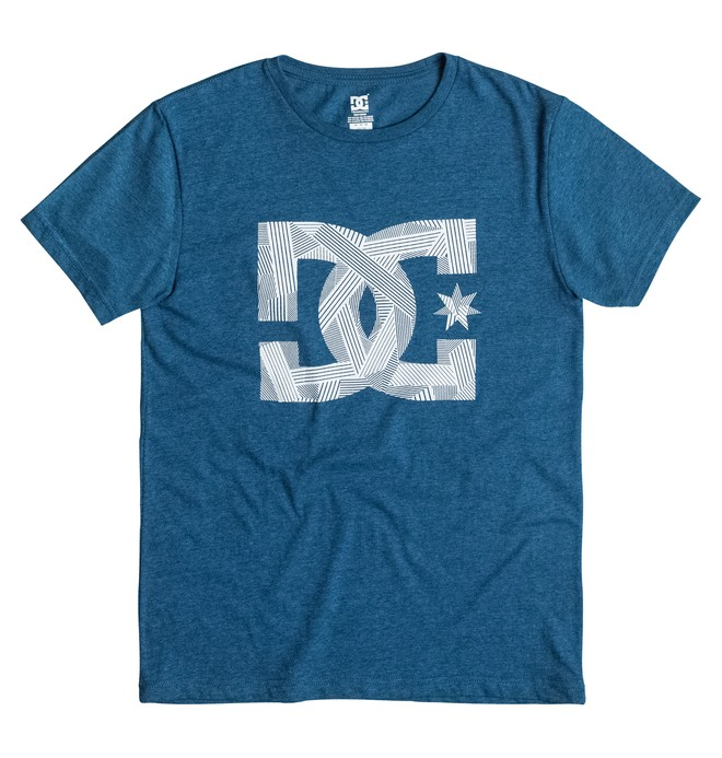 0 Boy's 8-16 DC Linearism Tee  50664006 DC Shoes