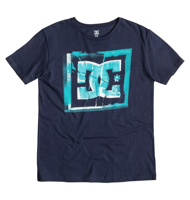 0 Boy's 8-16 DC Street Tee  50664008 DC Shoes