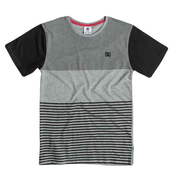 0 Boy's 8-16 In The Mix Tee  50664016 DC Shoes