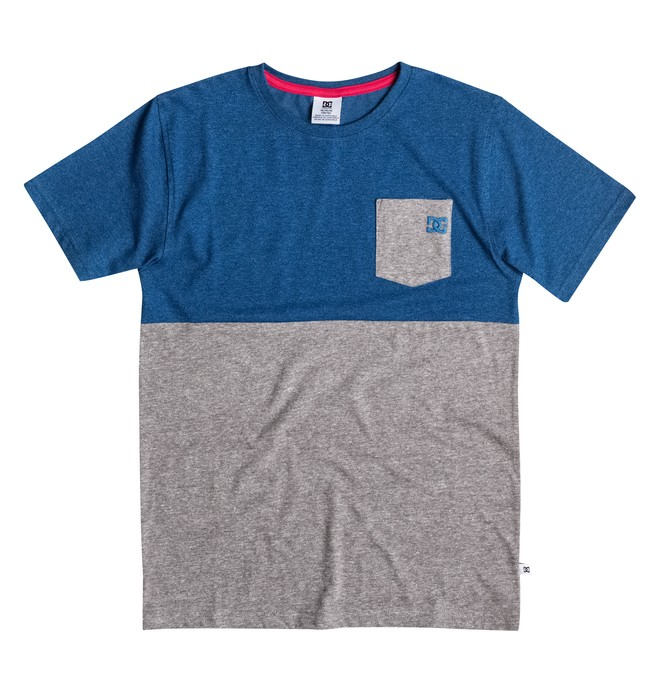0 Boy's 8-16 Blockade Tee  50664018 DC Shoes