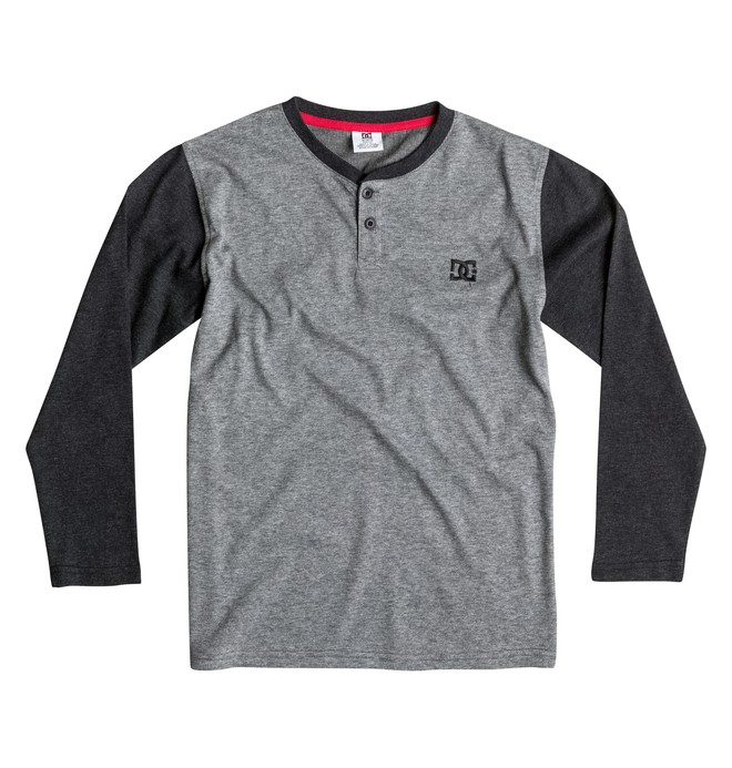 0 Youth 8-16 Block Tee  50664040 DC Shoes
