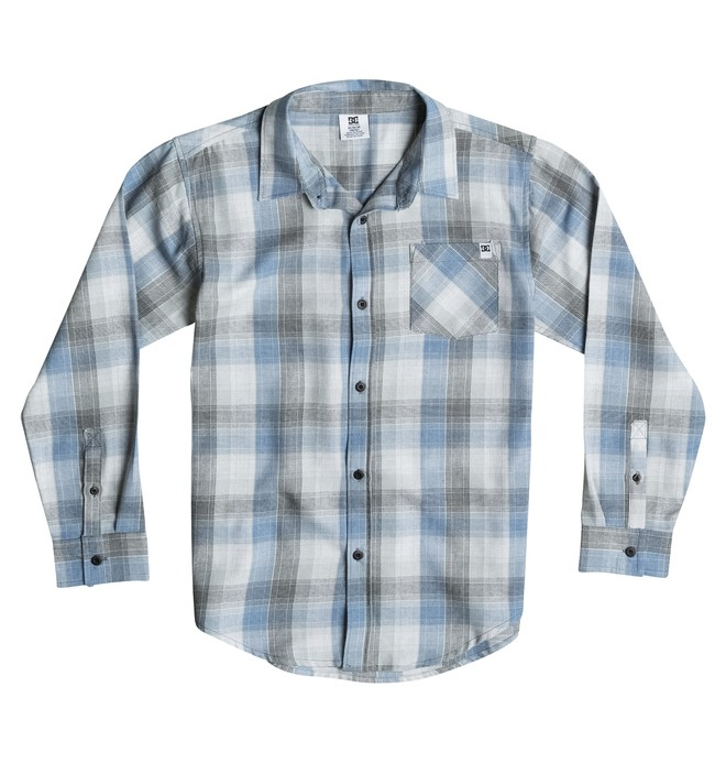 0 Boy's 8-16 Compact Shirt  50664049 DC Shoes