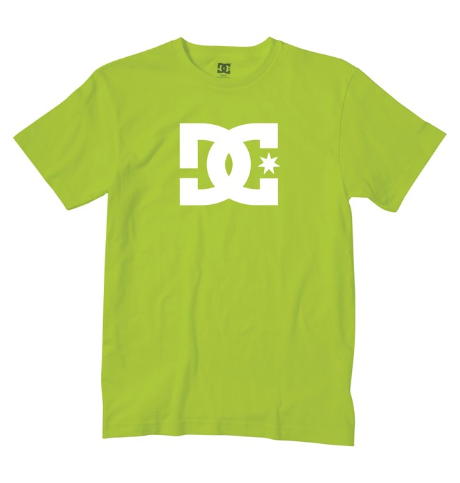0 Star Tee  51200063 DC Shoes
