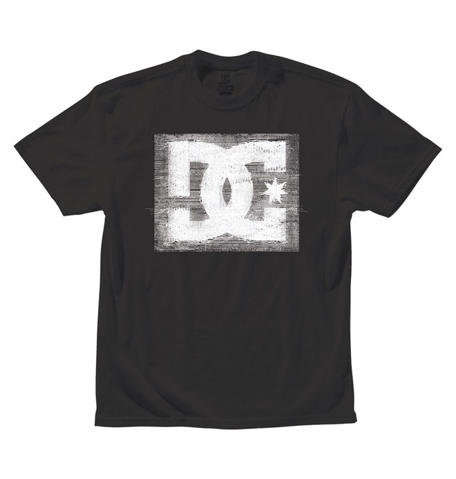 0 Men's Stictch Up Tee  51200428 DC Shoes