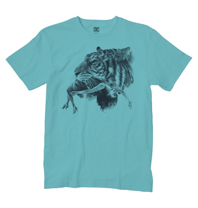 0 Men's Dry Spell Tee  51200537 DC Shoes