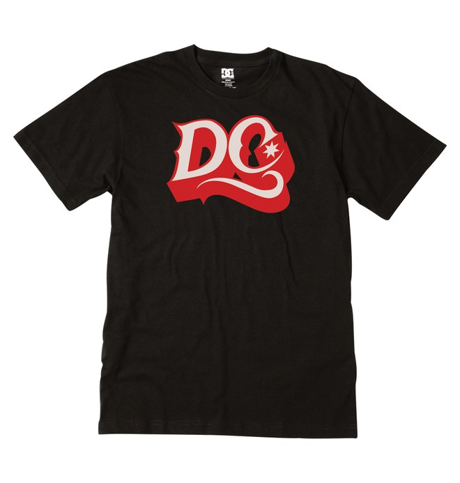 0 Men's Gambler Tee  51200542 DC Shoes