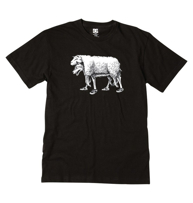 0 Men's Sheep Clothing T- Shirt  51200588 DC Shoes