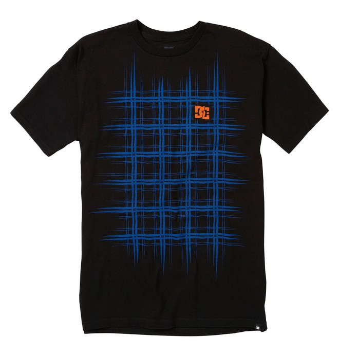 0 Men's Travis Pastrana Line Up Tee  51200618 DC Shoes