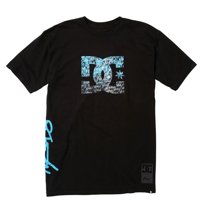 0 Men's Robbie Maddison Madstar Tee  51200635 DC Shoes