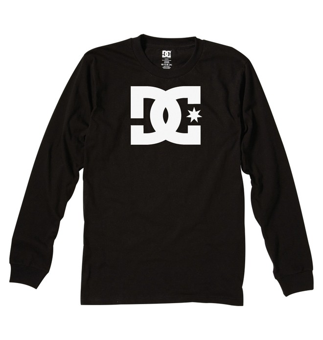 0 STAR STANDARD LS TE  51210003 DC Shoes