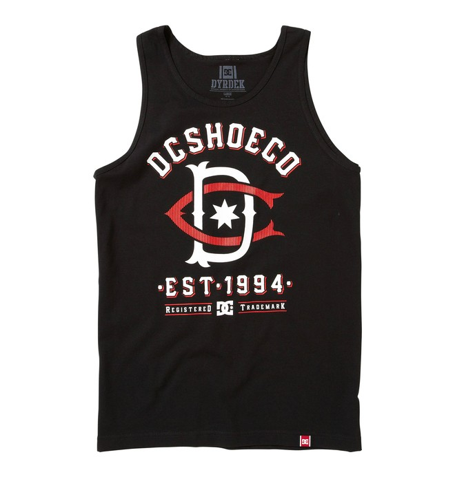 0 Men's Rob Dyrdek Throwback Tank  51230018 DC Shoes