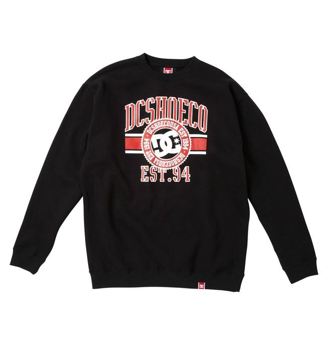 0 Men's Rob Dyrdek League Crewneck Sweatshirt  51250010 DC Shoes