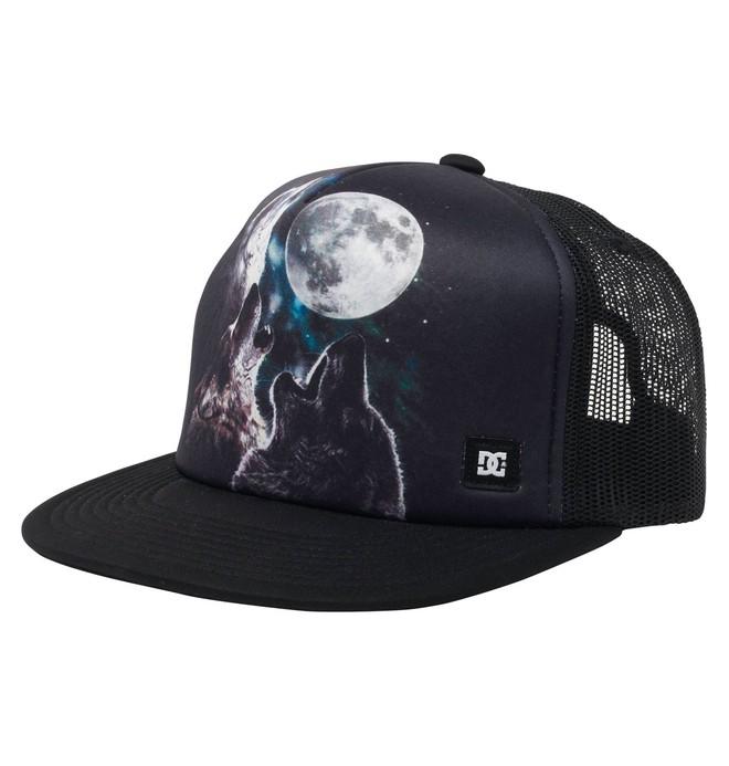 0 Men's Wolfpack Hat  51300233 DC Shoes