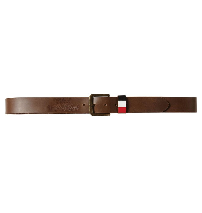 0 Men's Simple Man Belt  51320055 DC Shoes