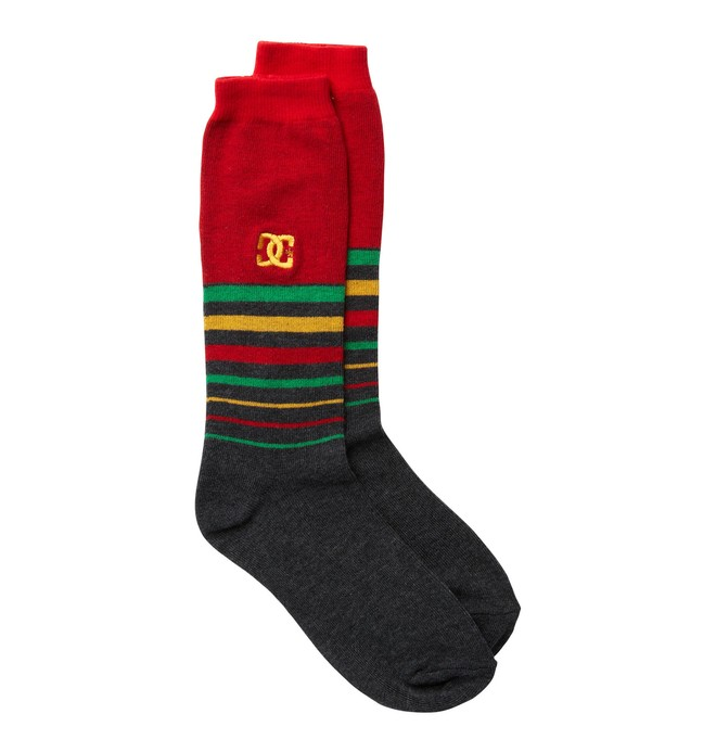 0 Men's Wrecker Socks  51340036 DC Shoes