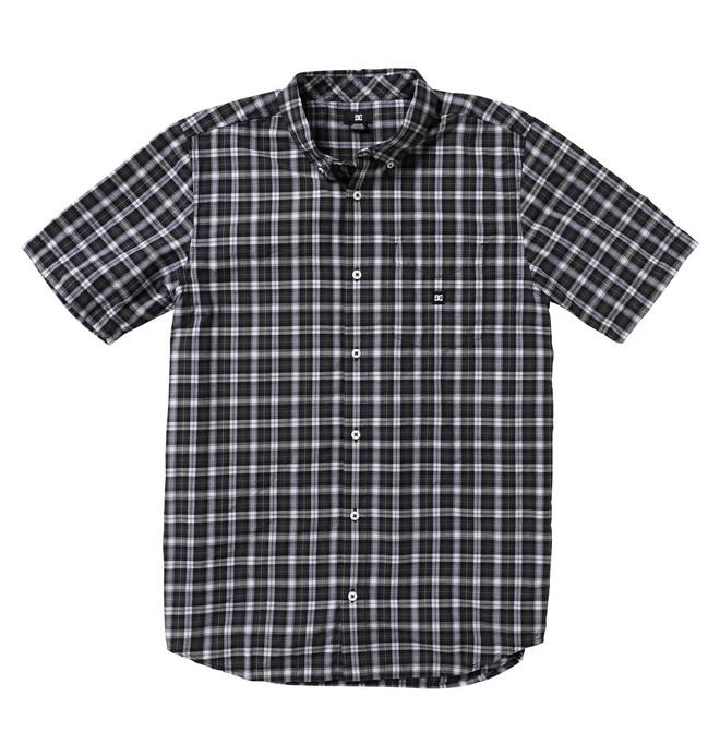 0 Men's Brimstone Short Sleeve Shirt  51820083 DC Shoes