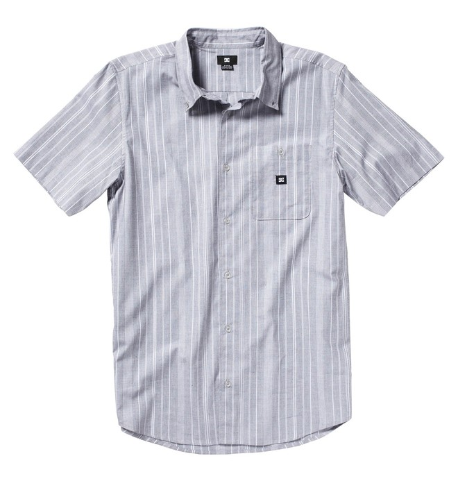 0 Men's Prescott Short Sleeve Shirt  51820086 DC Shoes