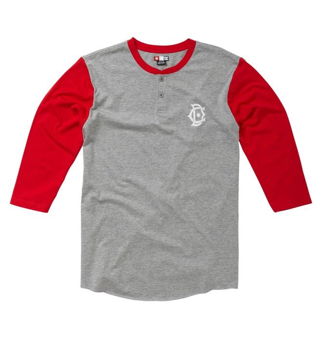 0 MODERATE HENLEY  51830126 DC Shoes