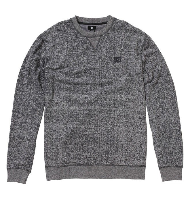 0 Men's Rebel Crew Sweatshirt  51860086 DC Shoes