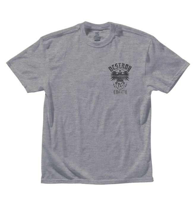 0 Men's DC Owl Tee  52200152 DC Shoes