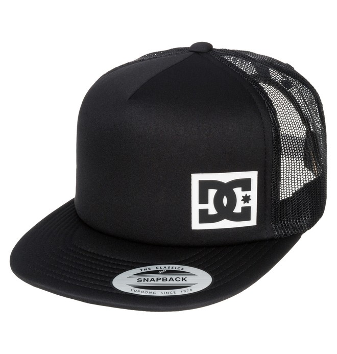 0 Blanderson - Casquette Trucker  52300203 DC Shoes