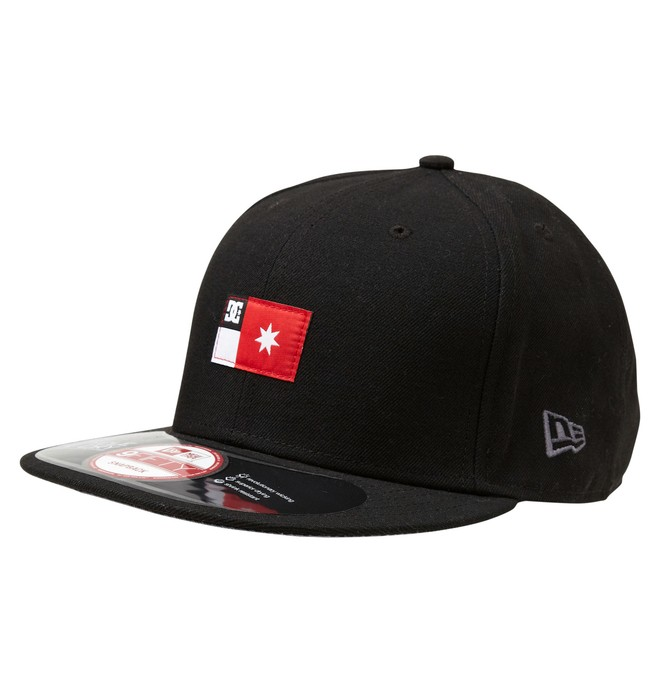 0 Men's Flag Star Core Hat  52300209 DC Shoes