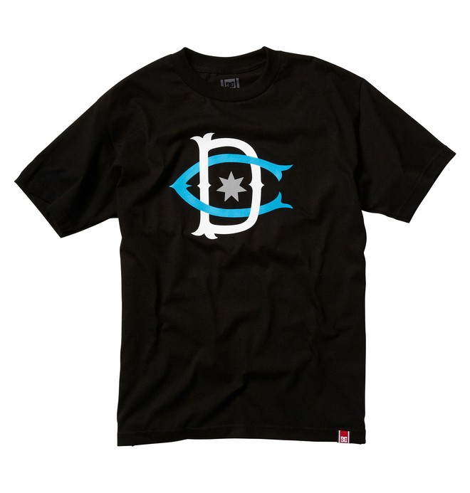 0 Men's Rob Dyrdek Ripper Tee  53200459 DC Shoes