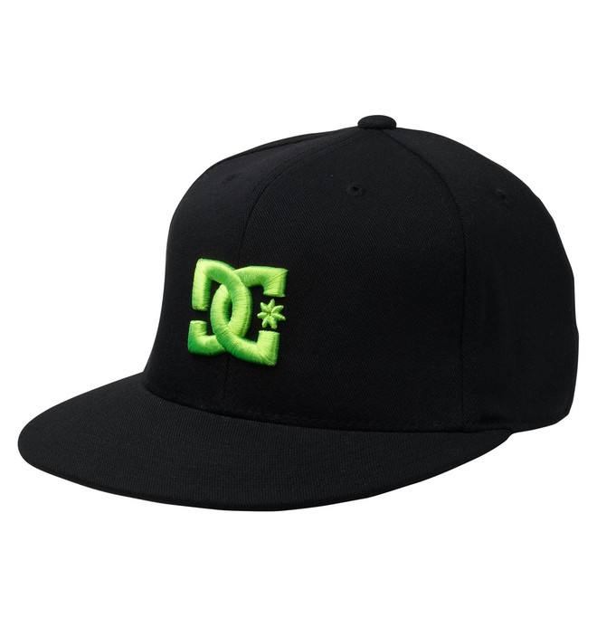 0 Men's Take That Flexfit Hat  53300119 DC Shoes
