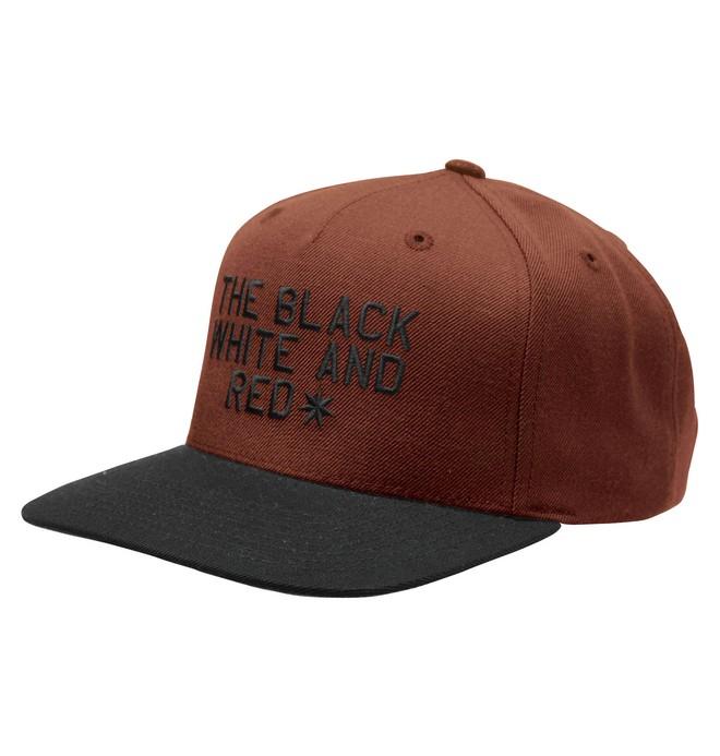 0 Men's Statement Hat  53300205 DC Shoes