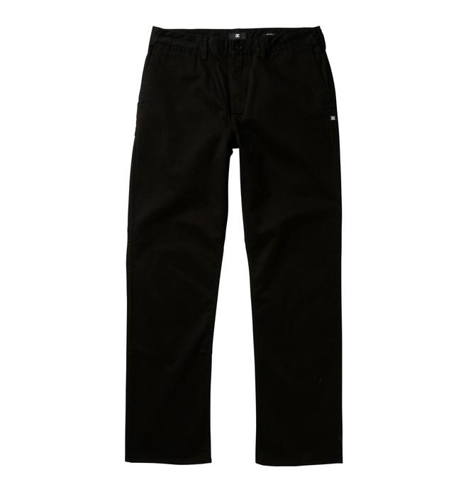 0 Men's DC Chino Pants  53800122 DC Shoes