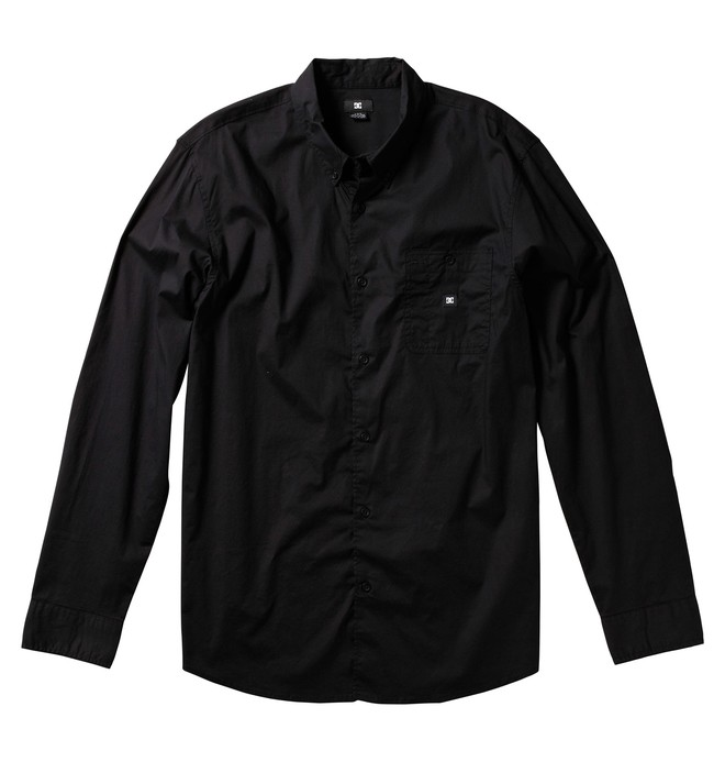 0 Men's Anvil Long Sleeved Shirt  53820064 DC Shoes