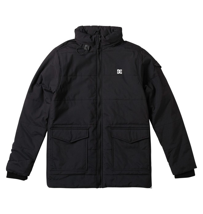 0 Men's Juneau Jacket  53840103 DC Shoes