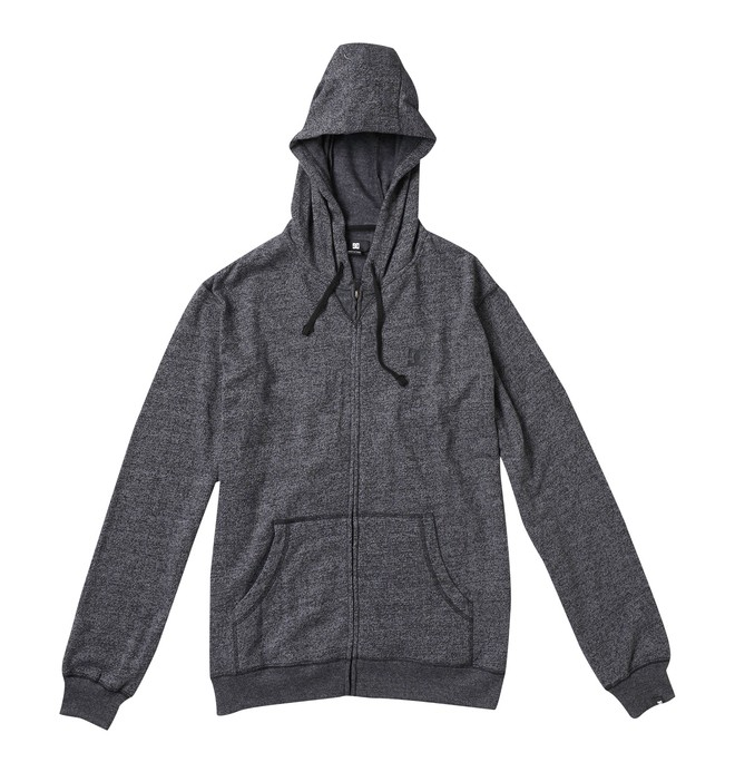0 Men's Rebel Zip Hoodie  53860138 DC Shoes