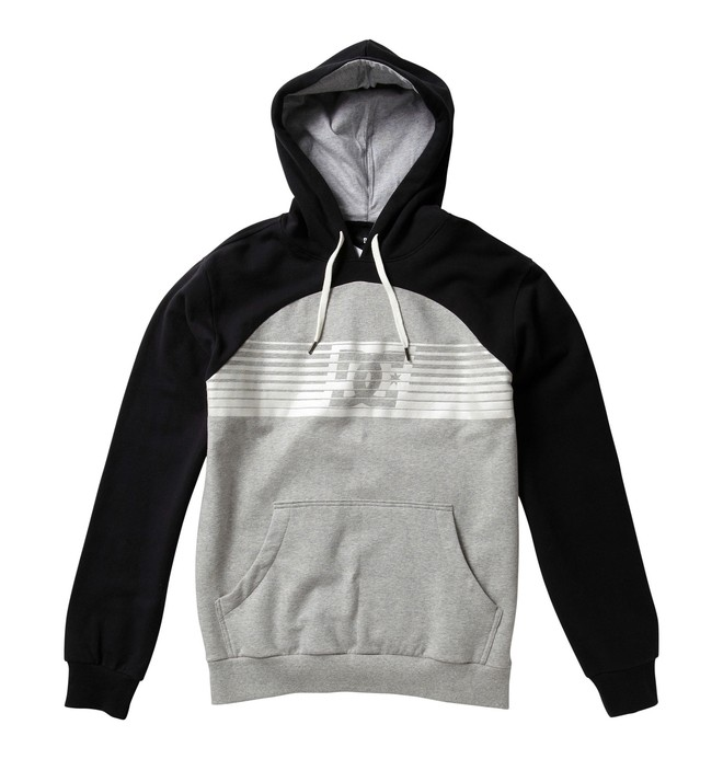 0 Men's Bolt Pullover Hoodie  53860145 DC Shoes
