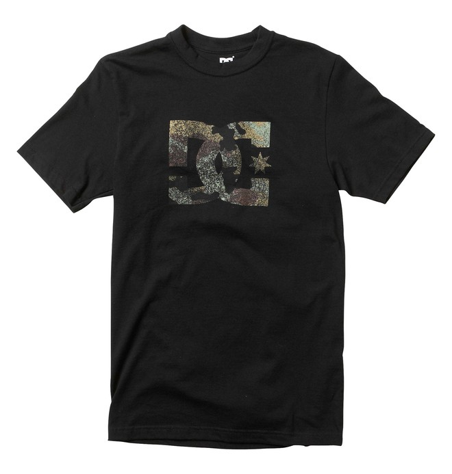0 Men's Starsnowfill Tee  54200076 DC Shoes