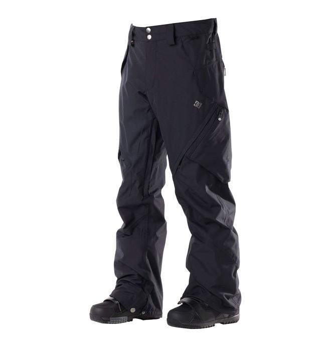 0 Men's Recon Snowboard Pants  54601103 DC Shoes