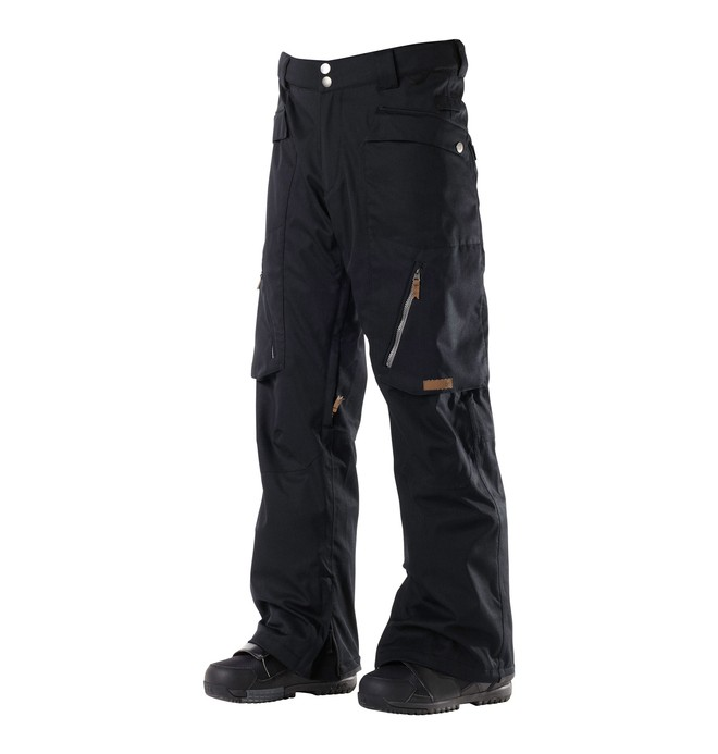 0 Men's Amp Snowboard Pants  54601104 DC Shoes