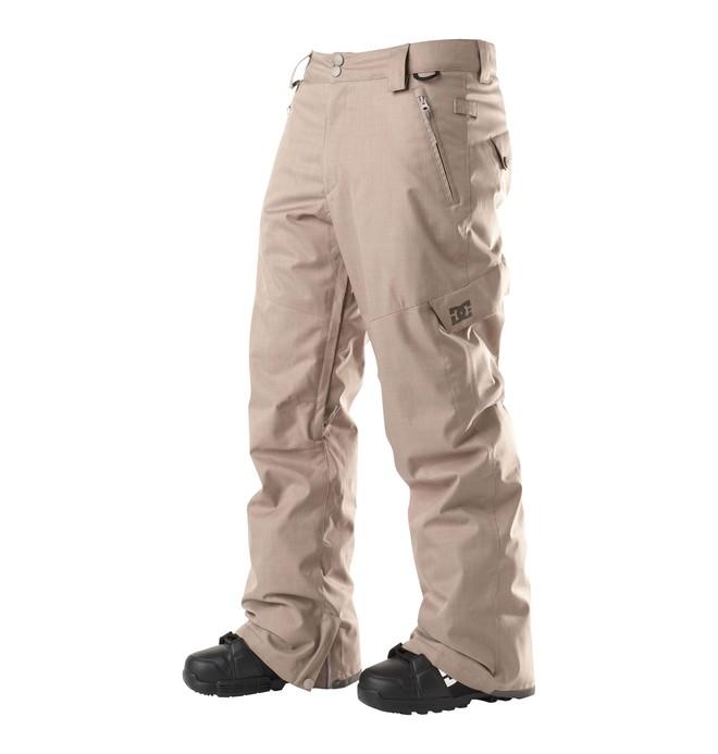 0 Men's Code Snowboard Pants  54601108 DC Shoes