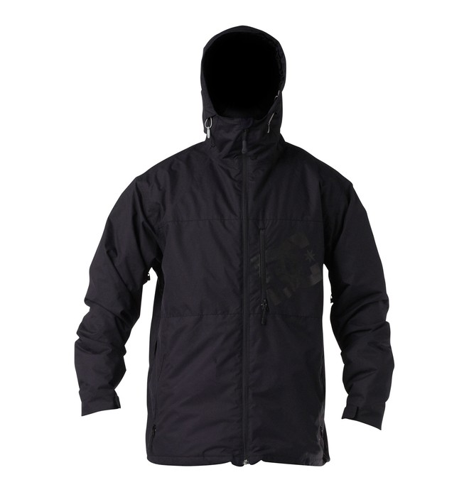 0 Men's Squaw Snowboard Jacket  54645119 DC Shoes